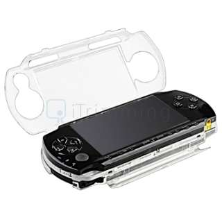 Protector Cover Crystal Clear Plastic Hard Case Shield for Sony PSP