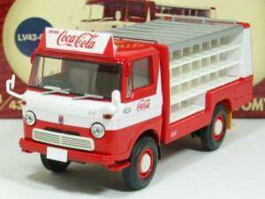 TOMICA LIMITED VINTAGE COCA COLA COKE DELIVERY TRUCK LV43 01A