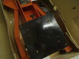 2000 LB. LOW PROFILE TRANSMISSION JACK