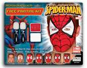 Spider Man Make Up Kit   SpiderMan Costume Accessories