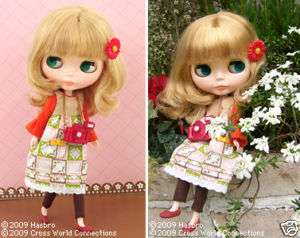 Takara CWC Neo Blythe Doll Cassiopeia Spice Available