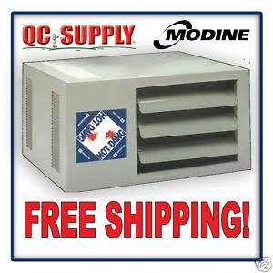 Modine Hot Dawg 75,000 BTU Garage and Shop Heater