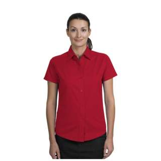 Port Authority Ladies Short Sleeve Easy Care Shirt. L508