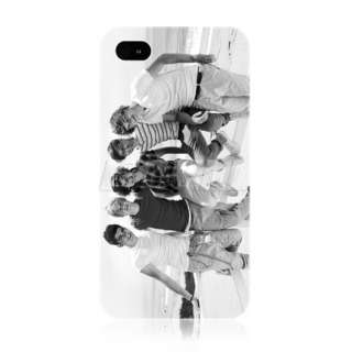 BRITISH BOY BAND SNAP ON BACK CASE COVER FOR APPLE IPHONE 4 4S