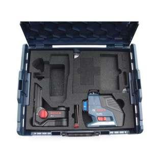 Bosch GLL 3 80 P Set inkl. BM1 + L Boxx   Laser Kreuzlinienlaser
