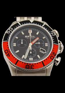 BW0499 NEW Breil Milano Manta Mens Gents Chrono Watch