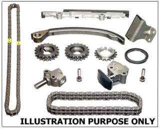 TIMING CHAIN KIT OPEL CORSA C BOX (F08 W5L) 1.2 07/05