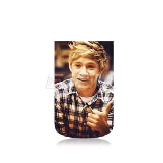 Horan One Direction British Boy Band Battery Cover for BlackBerry 9900