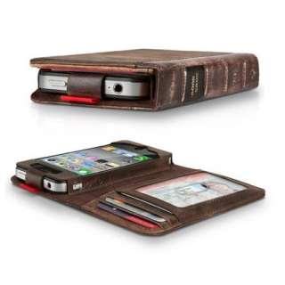 CUSTODIA ORIGINALE BOOKBOOK TWELVE SOUTH PER IPHONE 4G/4S COVER CASE