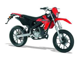 Rieju MRT 50 Super Moto 50cc MotorBike Yamaha Engined