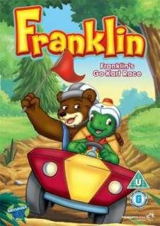 Franklin Franklins Go Cart Race (Carry Case)   DVD   N
