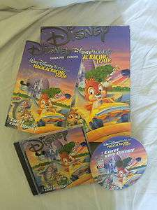 Walt Disney world quest MAGICAL RACING TOUR Gioco PC