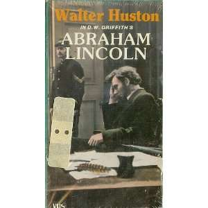 Abraham Lincoln (0001871305133): Walter Huston, Una Merkel