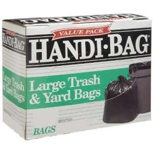 Webster HAB6TL40 Plastic Handi Bag Trash Bag, Super Value Pack, 0.7