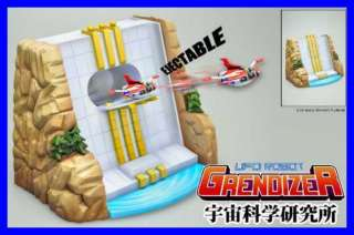 Super Prezzo DIORAMA CASCATA Di GOLDRAKE UFO ROBOT High Dream GOLDORAK