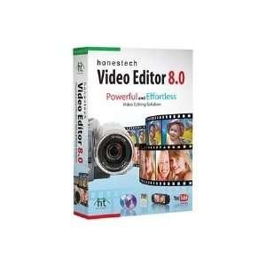 Honest Tech Video Editor 8.0 Software Electronics