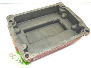CASE 155 Tractor Kohler K241 10hp Engine Cast Iron Oil Pan
