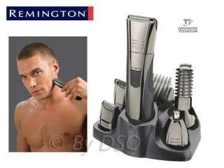 REMINGTON ALL IN ONE GROOMING KIT FOR MEN PG520   NEW