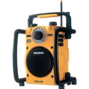 Sangean U 1 AM/FM Analog Utility Radio Tuner Electronics