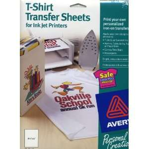 Avery Personal Creations T shirt Transfer Sheets: Office