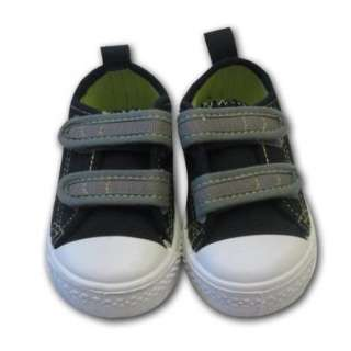 Infant Toddler Boys Double Velcro Sneaker: Shoes