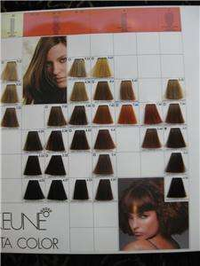 hair color chart numbers keune hair color chart with numbers hair color developers - Keune Color Swatch Book
