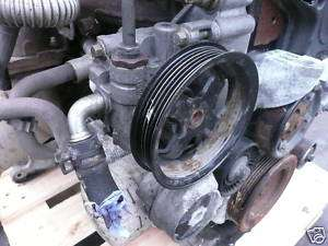 FORD TRANSIT CONNECT 1.8 TDDI POWER STEERING PUMP
