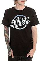 The Strokes Logo T Shirt
