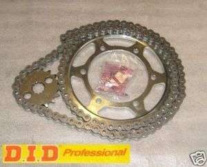DID 532 Chain & JT Sprockets to Fit Suzuki GSXR1100 GSXR 1100 BRAND