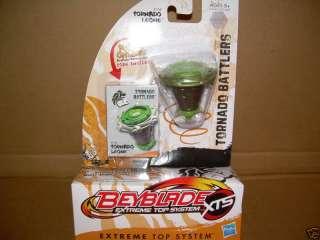 MOC Hasbro BEYBLADE XTS Battlers Top TORNADO LEONE X 04