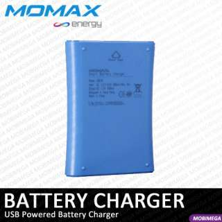 Momax USB Powered Slim Smart Battery Charger Galaxy S i9000