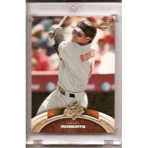 2006 Sweet Spot Update #9 Brian Roberts Baseball Card   Mint Condition