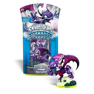 Skylanders 5 Elements 8 Figures Cynder Empire Ice Whirlwind