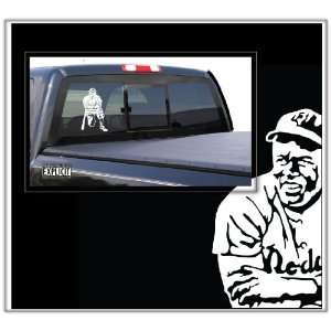 Jackie Robinson Large Vinyl Decal