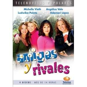Amigas y Rivales: Rafael Incln, Anglica Vale, Arath de la