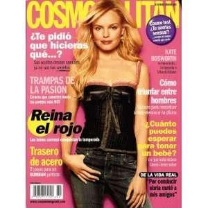 com Cosmopolitn En Espanol 2005 Febrero   Kate Bosworth Cosmo Books