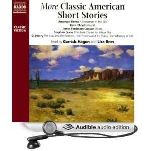 Kate Chopin, O. Henry, Stephen Crane, James Fenimore Cooper, Garrick