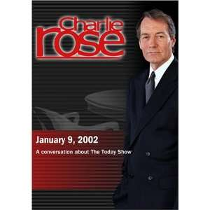 Charlie Rose with Katie Couric & Matt Lauer (January 9