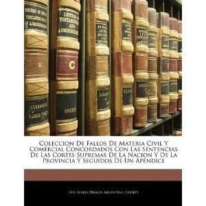 Materia Civil Y Comercial Concordados Con Las Sentencias De Las Cortes