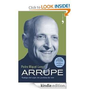 Arrupe (Spanish Edition): Pedro Miguel Lamet:  Kindle Store