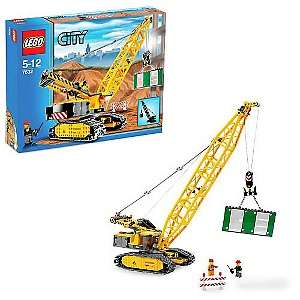 LEGO City Crawler Crane at HSN