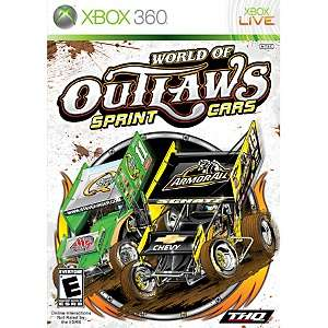 World of Outlaws: Sprint Cars Video Game   Xbox 360 at HSN