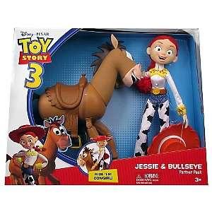 Toy Story 3 Jessie and Bullseye Partner Pack
