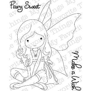 My Favorite Things Jolinne Clear Stamps   Fairy Sweet