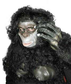 Ape Animal Costume Mask   Scary Animal Masks