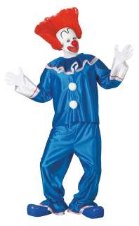 Adult Bozo Clown Costume   Clown Costumes
