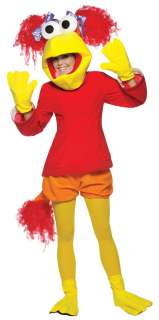 Deluxe Fraggle Rock Red Costume   Fraggle Rock Costumes