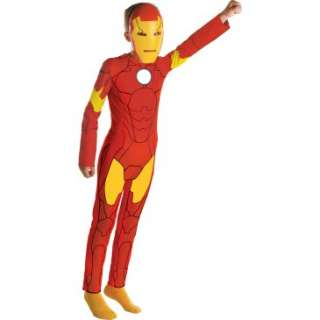 Iron Man Animated Classic Child Costume, 60732