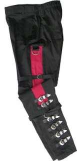 Michael Jackson Bad Buckle Costume Pants   Authentic Michael Jackson