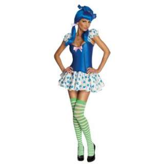 Strawberry Shortcake   Blueberry Muffin Adult Costume, 801305